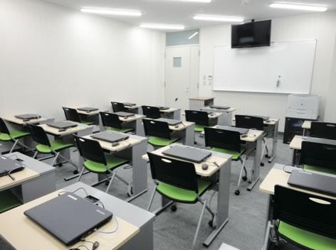 パソコン教室(3F)