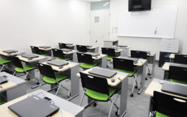 Computer Training Room / PC-Language Laboratory